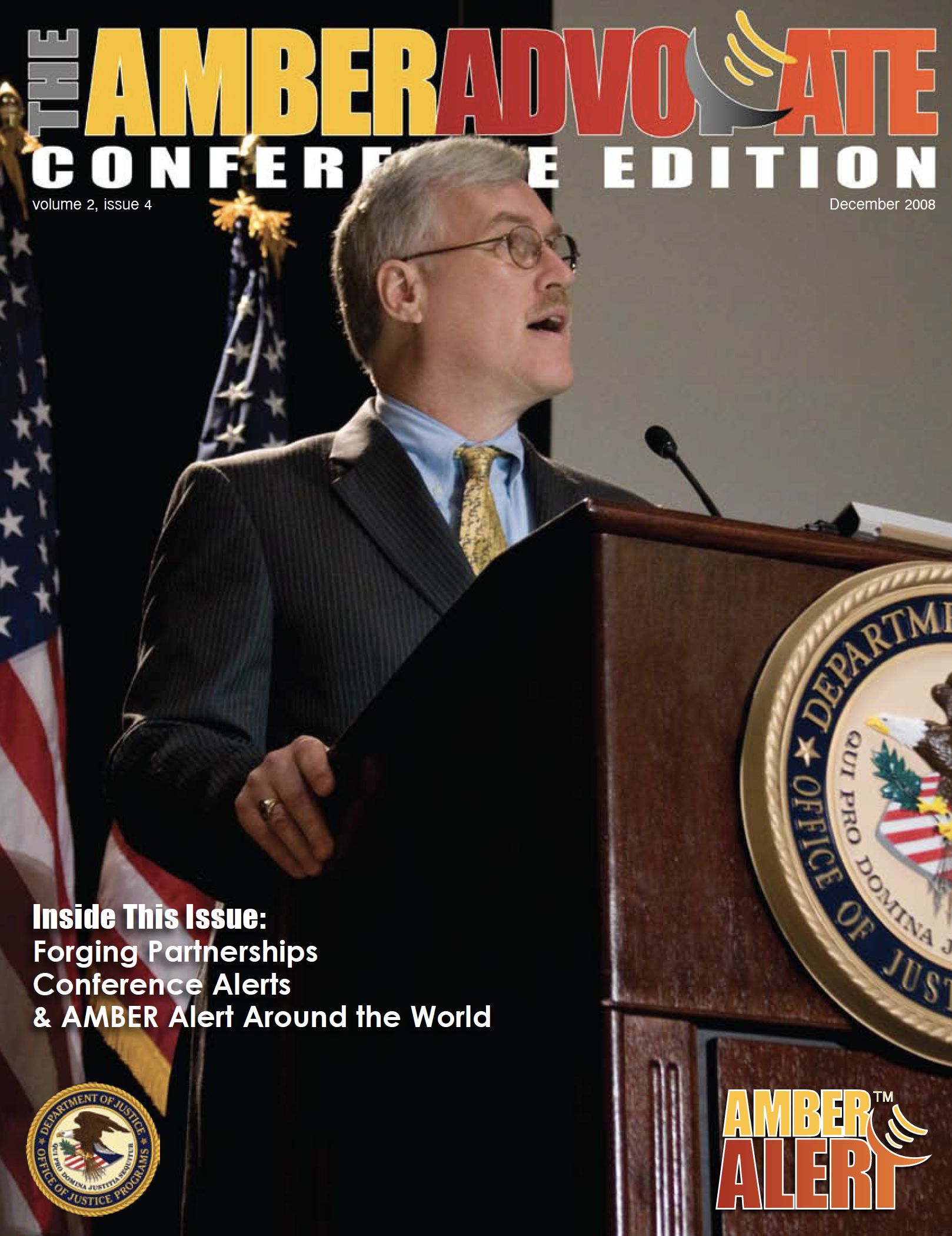 AMBER Advocate 8 cover