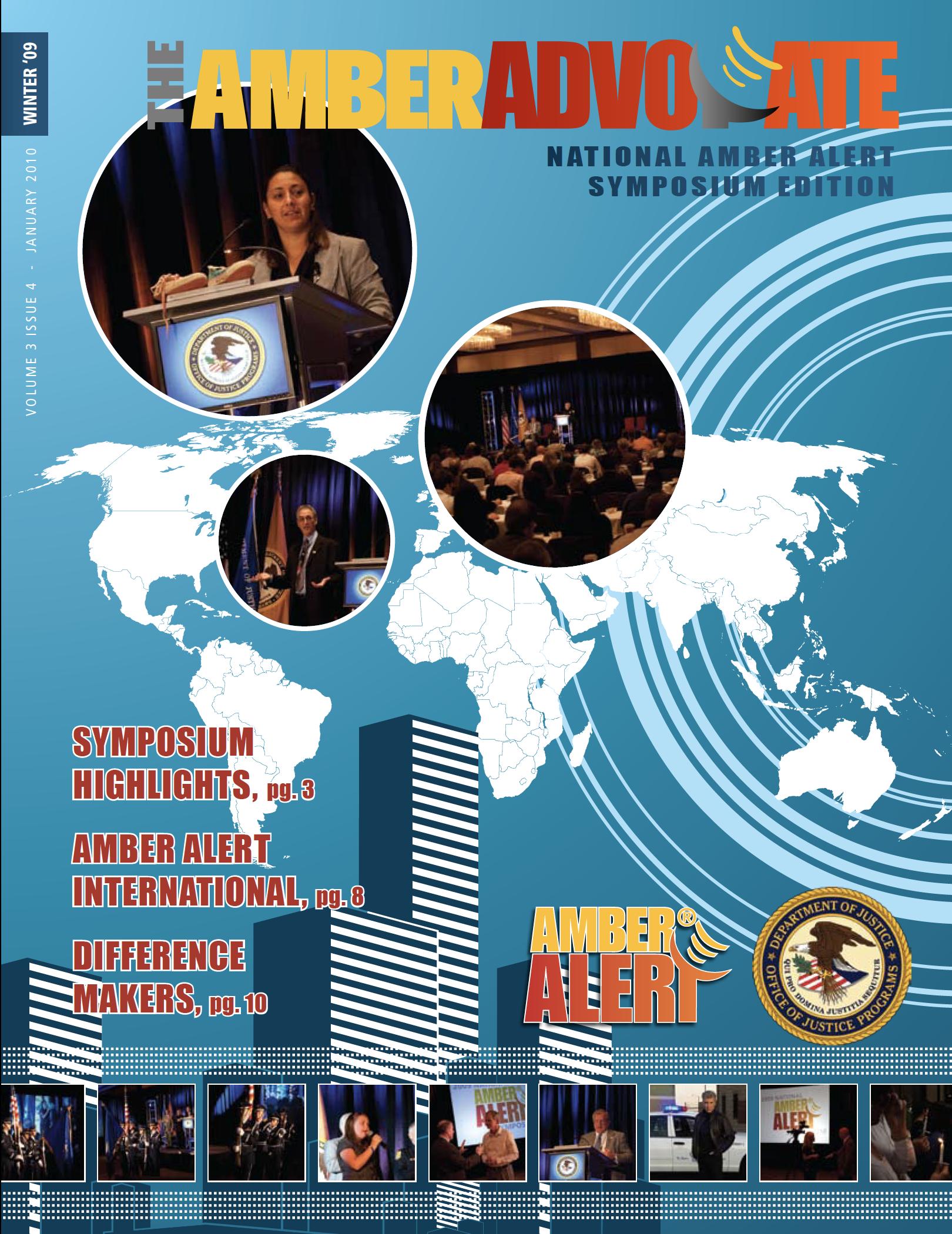 AMBER Advocate 12 cover