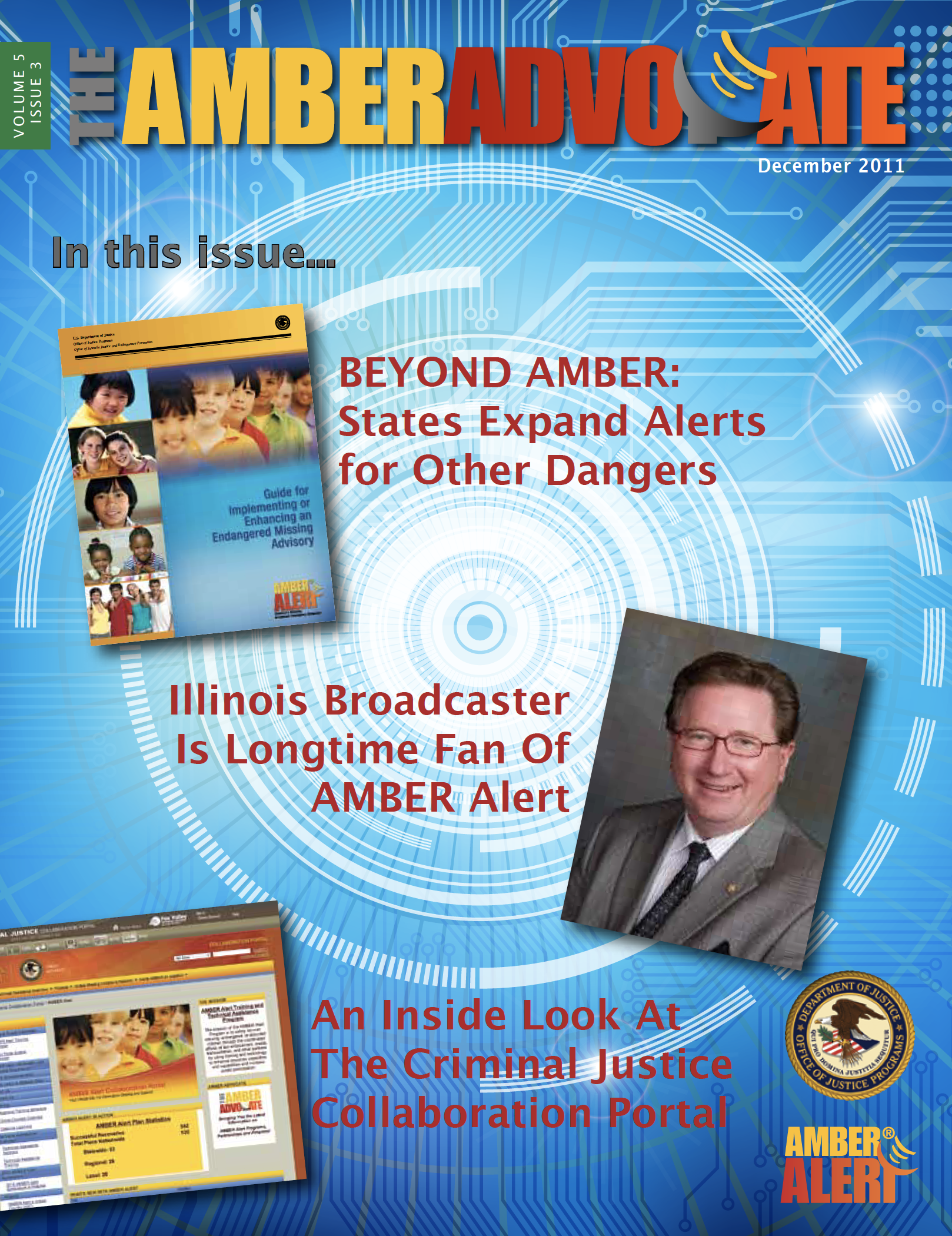 AMBER Advocate 18 cover
