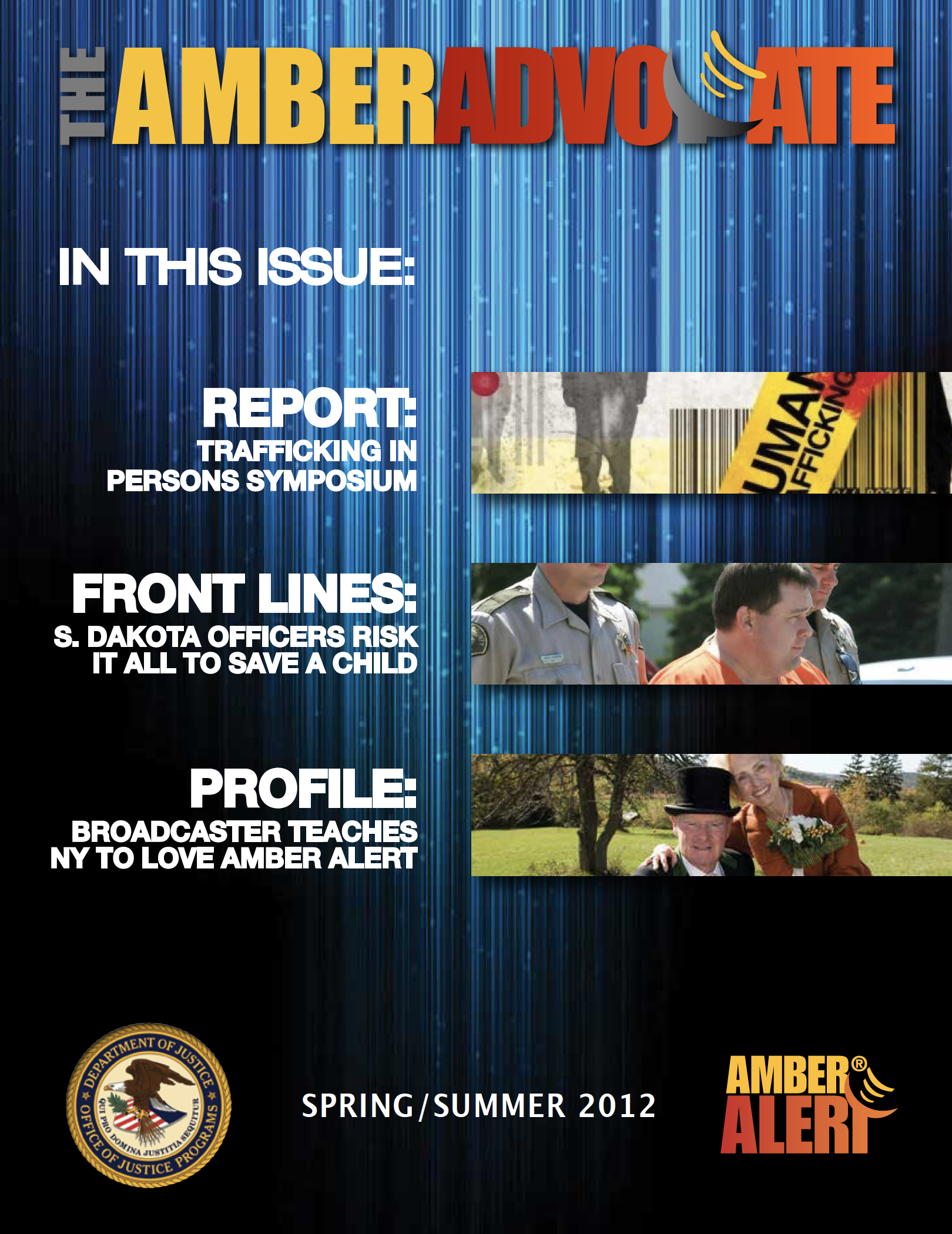 AMBER Advocate 19 cover