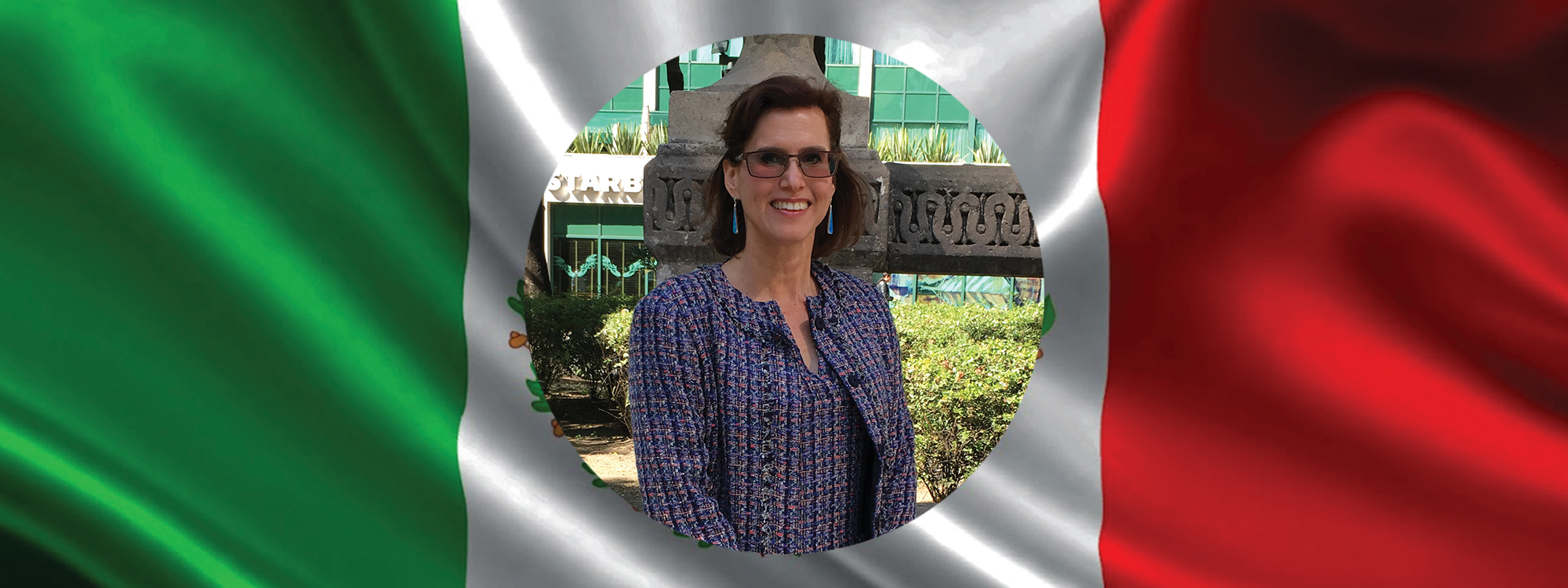 Janet Turnbull in Mexico