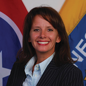 Shelly Smitherman is the Assistant Special Agent in Charge (ASAC) of the Tennessee Bureau of Investigation (TBI) Criminal Intelligence Unit/ Fusion Center